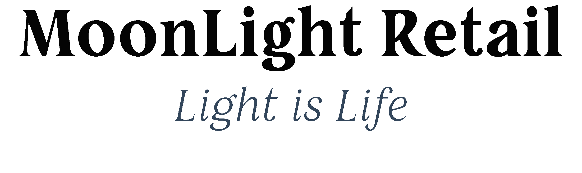 MoonLight Retail Logo