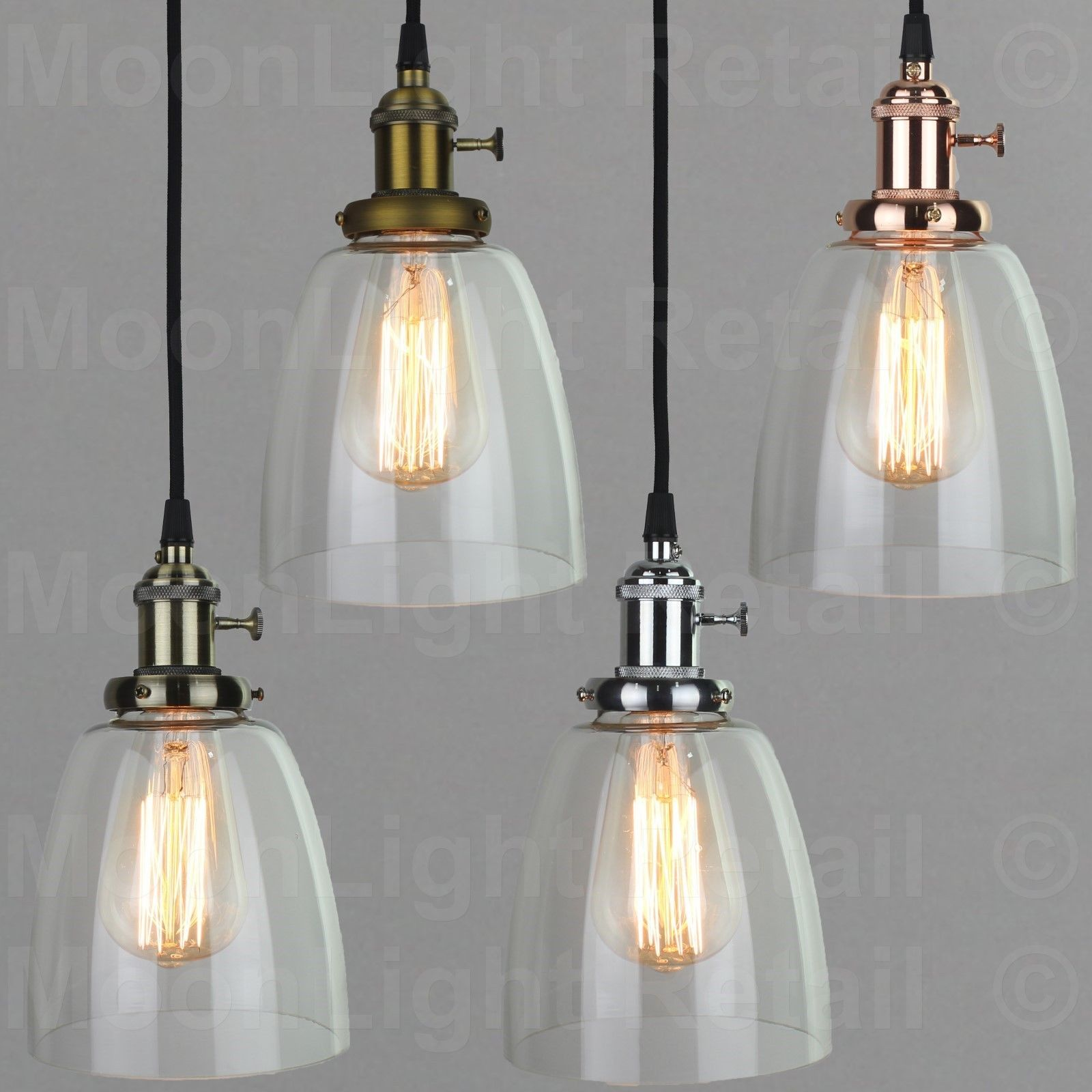 Pendant Lighting Shade. Vintage Industrial Ceiling Lamp Cafe Glass Pendant  Light Shade Lighting Fixture Pendant
