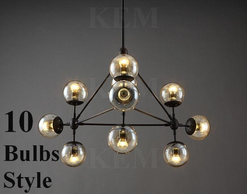 5 10 15 globe jason miller modo chandelier replica light lamp mozeypictures Choice Image