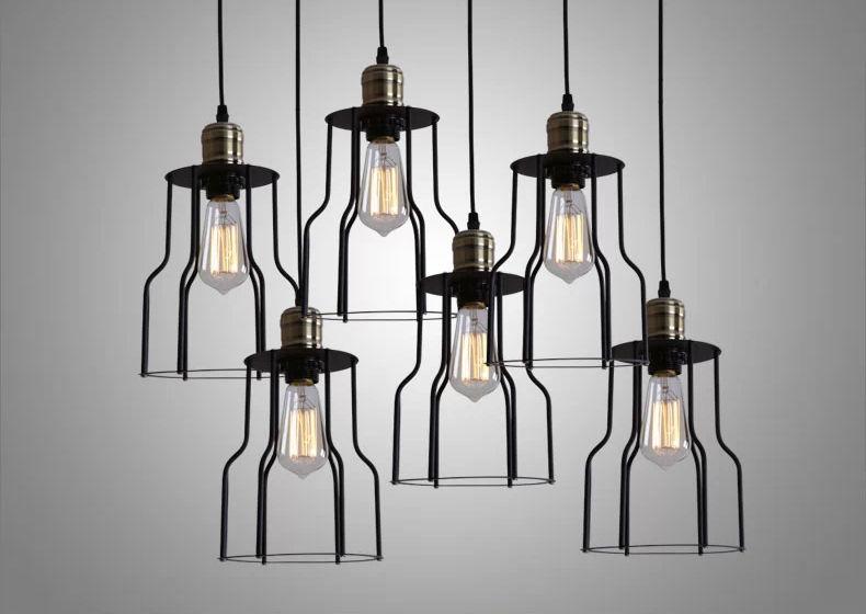 Progress Lighting Riverside Collection 4 Light Heirloom: 6/8/10 Bulb Lights Edison Chandelier Suspension Ceiling